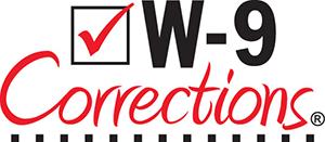 W9 Corrections